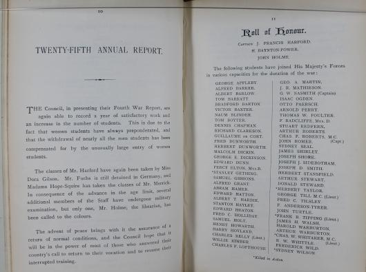 RMCM.B.3.3. (1918 roll of honour)